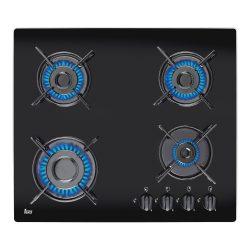 Teka HF Lux 60 4G AI AL Beépíthető gázfőzőlap fekete